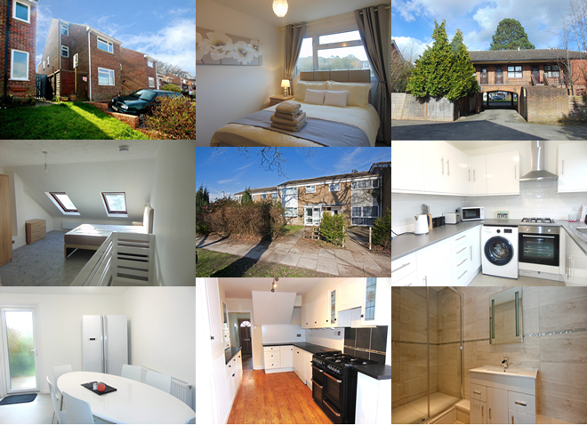 Some of the properties we have already transformed