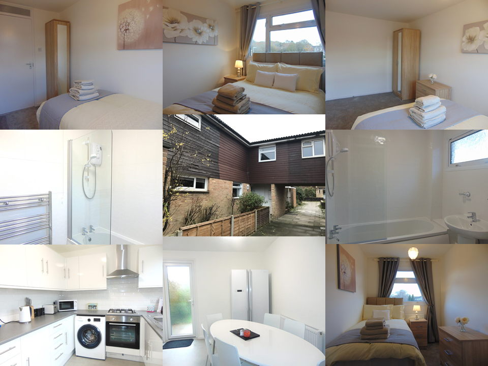 Apsley Close HMO Completed Project