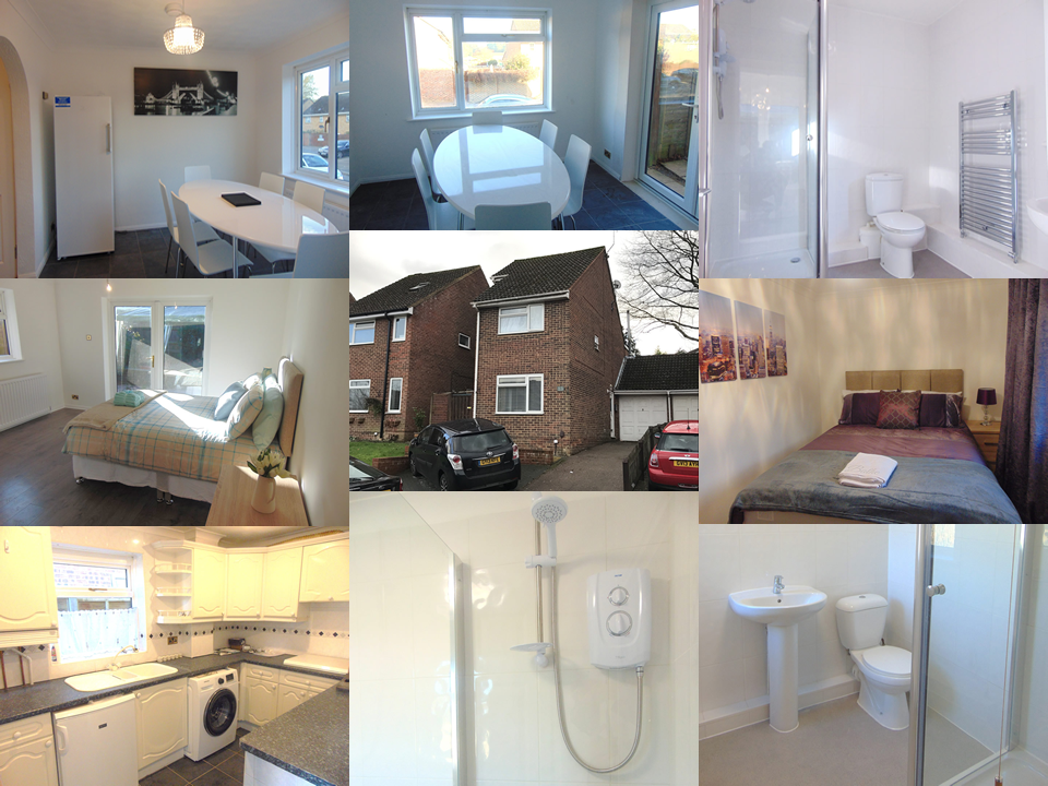 Windsor Close HMO Completed Project